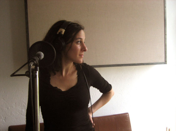 Recording Wish I Was Here / Lisa Bassenge